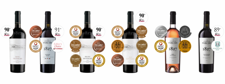Award winning Moldovan wines of Purcari